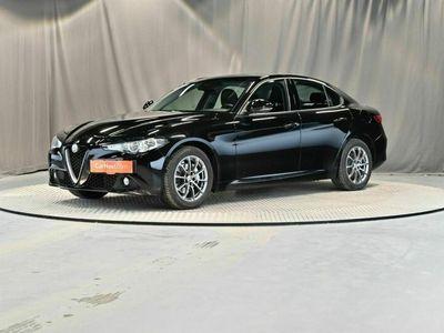 brugt Alfa Romeo Giulia 2,2 JTD 180 Super aut.