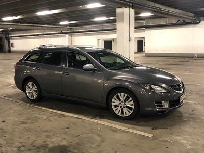 usata Mazda 6 2,2 DE DPF Advance 163HK Stc 6g