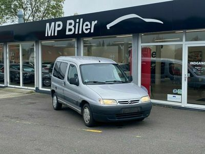 brugt Citroën Berlingo 2,0 HDi Cityvan