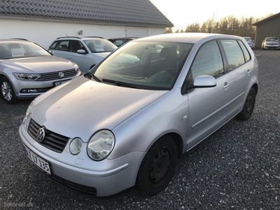 brugt VW Polo 1,4 75HK 5d