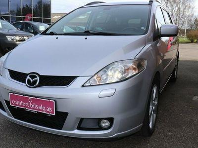 gebraucht Mazda 5 2,0 DE 143 Sport