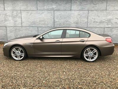 brugt BMW 650 i 4,4 Gran Coupé xDrive aut.