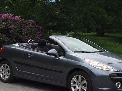 brugt Peugeot 207 CC I 1,6