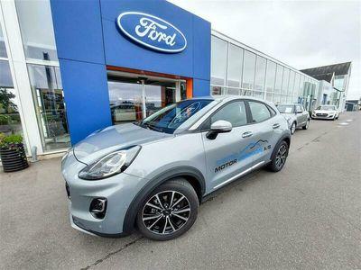 brugt Ford Puma 1,0 EcoBoost Hybrid Titanium 125HK 5d 6g
