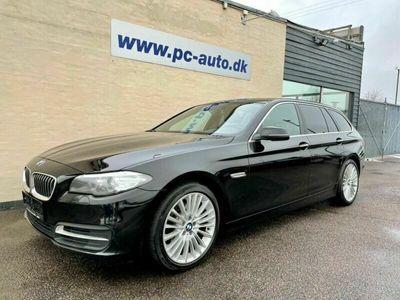 brugt BMW 520 d 2,0 Touring aut. 5d