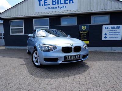 brugt BMW 118 i 1,6 170HK 5d 6g
