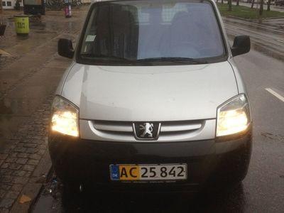brugt Peugeot Partner 1.4 75 HK