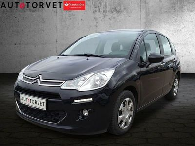 brugt Citroën C3 1,4 HDi 70 Attraction