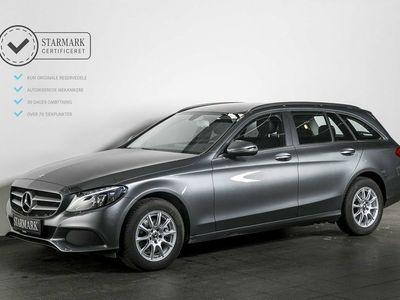 käytetty Mercedes C200 2,0 stc. aut.