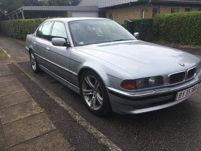 brugt BMW 750 5,4 E38 v12