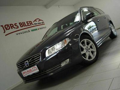 brugt Volvo V70 2,0 D4 181 Momentum Drive-E