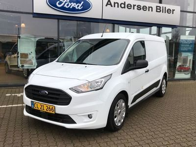 brugt Ford Transit Connect Lang 1,5 EcoBlue Trend 120HK Van 8g Aut.