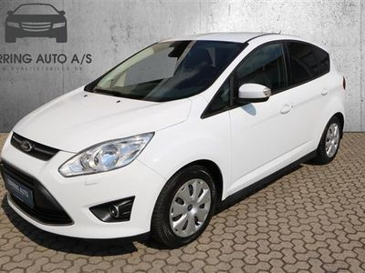 used Ford C-MAX 1,6 TDCi Trend 115HK 6g - Personbil - hvid