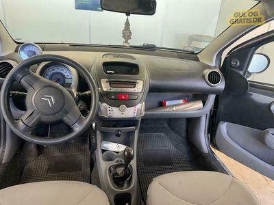 brugt Citroën C1 Flot og velholdt