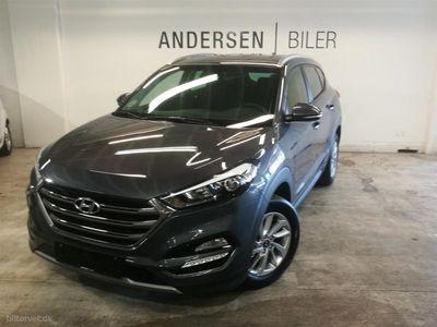 brugt Hyundai Tucson 1,7 CRDi Trend Touch ISG 115HK 5d 6g