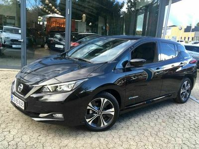 brugt Nissan Leaf Tekna MY19 40 kWh Leather Ultrasuede DK