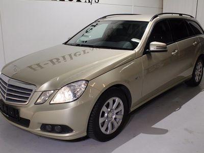 brugt Mercedes E200 2 CDi Avantgarde st.car aut. BE