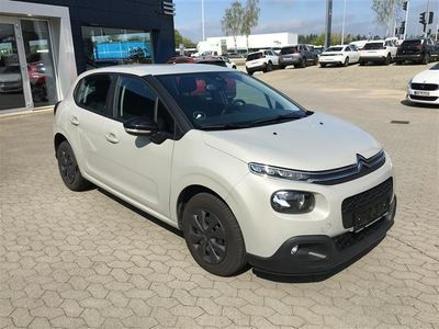 used Citroën C3 1,6 Blue HDi Iconic start/stop 75HK 5d