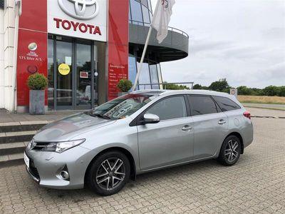 brugt Toyota Auris 1,6 Valvematic T2 Premium Comfort 132HK Stc 6g