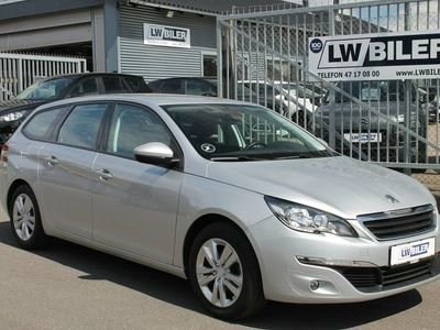 gebraucht Peugeot 308 1,2 e-THP 130 Active SW