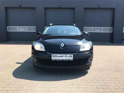 brugt Renault Mégane Sport Tourer 1,5 DCI FAP Expression EDC 110HK Stc 6g Aut.