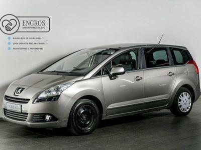 käytetty Peugeot 5008 2,0 HDi 150 Premium 7prs