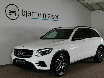brugt Mercedes GLC350 d 3,0 AMG Line aut. 4Matic