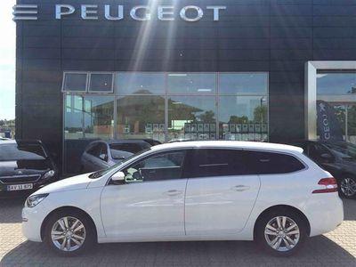 brugt Peugeot 308 SW 1,2 e-THP Aut. Active 130HK Stc