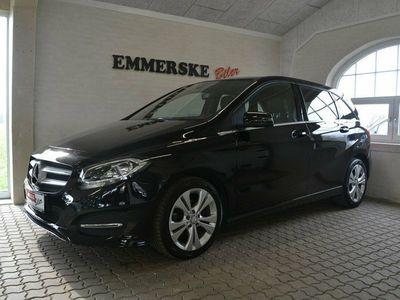 gebraucht Mercedes B180 d 1,5 Urban