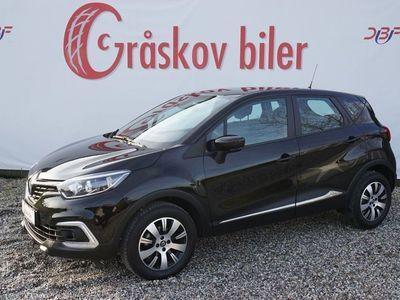 brugt Renault Captur 0,9 TCe 90 Urban