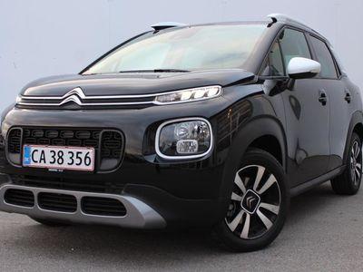 brugt Citroën C3 Aircross 1,6 Blue HDi Shine start/stop 120HK 5d 6g