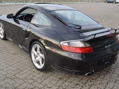 brugt Porsche 911 Turbo 3,6 Coupé