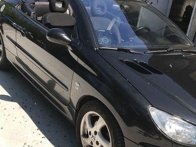 brugt Peugeot 206 CC 1,6