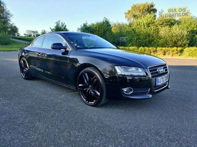 brugt Audi A5 coupé 2,0 TDI Danmarks billigste