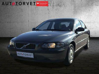 brugt Volvo S60 2,4 SE 170