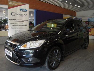brugt Ford Focus 1,6 TDCi 90 Trend Coll. st.car ECO 5d