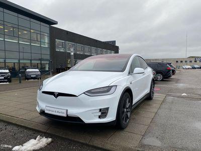 brugt Tesla Model X 75D el EL FSD, 6 sæder AWD 333HK 5d