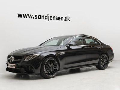 brugt Mercedes E63 AMG 4,0 AMG aut. 4-M+