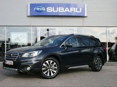 brugt Subaru Outback 2,0 D Summit CVT AWD