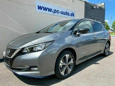 brugt Nissan Leaf e+ Tekna 5d