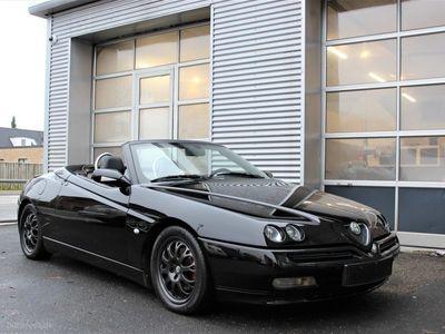 used Alfa Romeo Spider 2,0 T.Spark 16V 155HK Cabr.