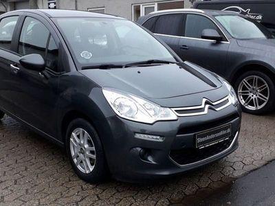 brugt Citroën C3 1,2 PT 82 Seduction