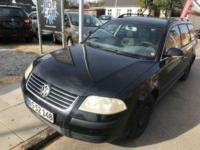 brugt VW Passat 1,9 TDi 100 Variant DK