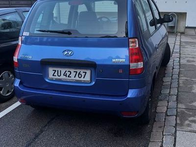 brugt Hyundai Matrix 1,6