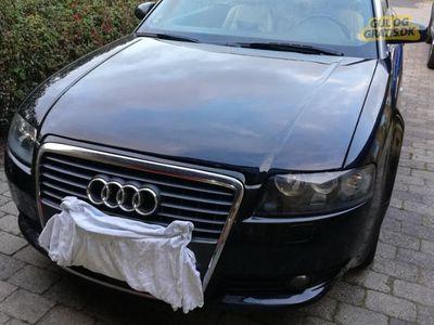 brugt Audi A4 Cabriolet sælges
