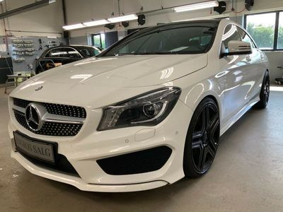 brugt Mercedes CLA250 2,0 Sport AMG Line aut.