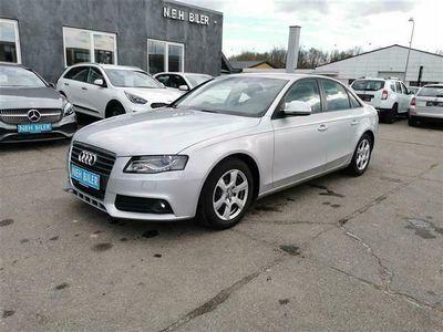 brugt Audi A4 1,8 TFSI 160HK