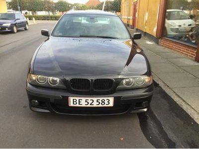 brugt BMW 540 4,4 6 gear manuel