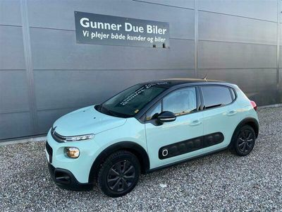 brugt Citroën C3 1,5 Blue HDi Attaque start/stop 100HK 5d