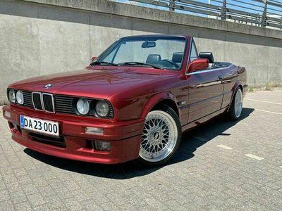 brugt BMW 320 Cabriolet 3 serie E30 i